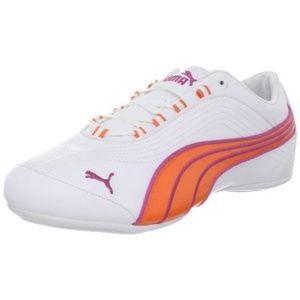 NIB PUMA Women Sz 10 Soleil Leather Sneaker Shoe